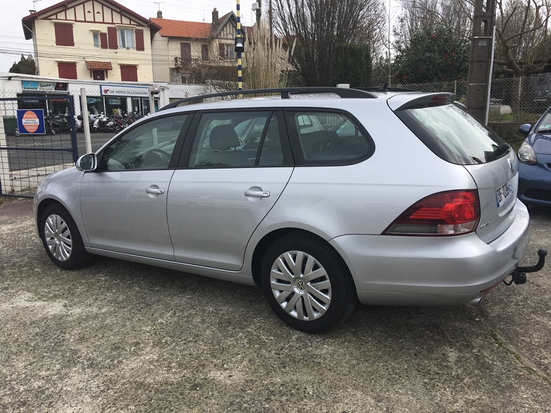 volkswagen golf vi sw 1 6 tdi 105ch bluemotion fap confortlined 39 occasion a bayonne. Black Bedroom Furniture Sets. Home Design Ideas