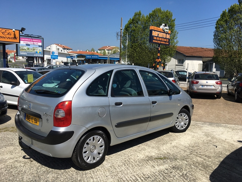 citroen xsara picasso 2 0 hdi 90 packd 39 occasion a bayonne. Black Bedroom Furniture Sets. Home Design Ideas