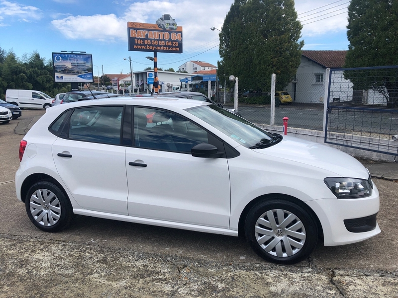 volkswagen polo 1 6 tdi 90ch fap style 5pd 39 occasion a bayonne. Black Bedroom Furniture Sets. Home Design Ideas