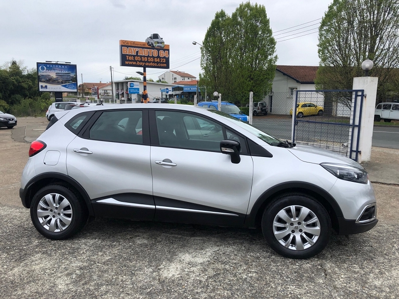 RENAULT CAPTUR 1.5 DCI 90CH S&S ENERGY BUSINESS ECO²