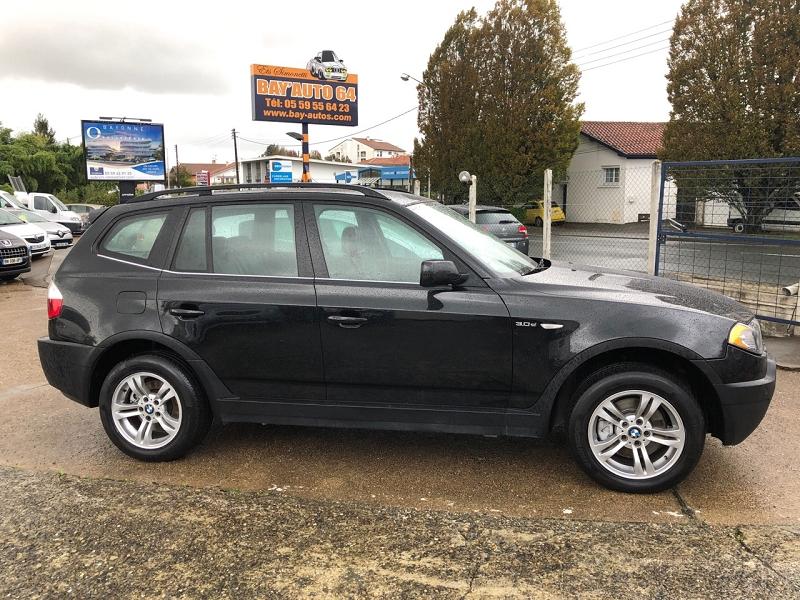 BMW-X3 (E83) 7950 euros