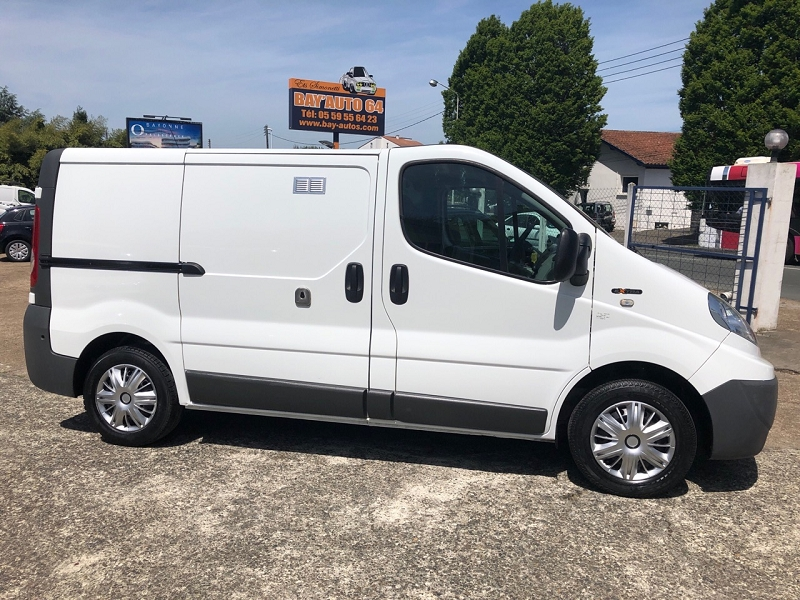 RENAULT TRAFIC II FG L1H1 1000 2.0 DCI 90CH GRAND CONFORT