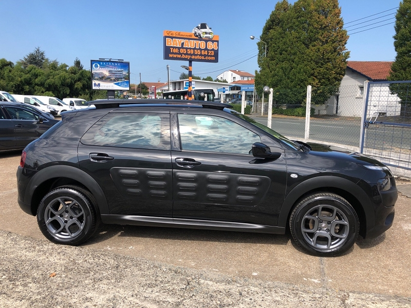 CITROEN C4 CACTUS BLUEHDI 100 FEEL BUSINESS