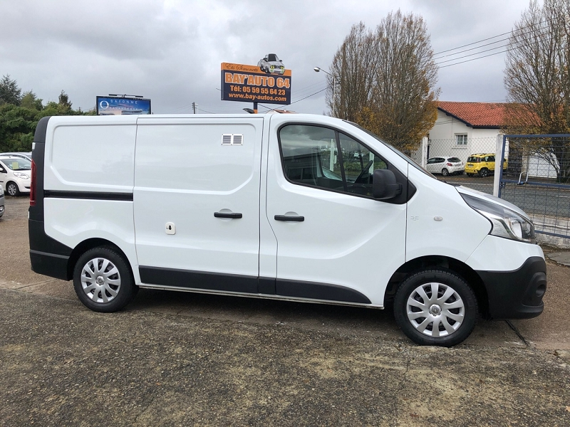 RENAULT TRAFIC III FG L1H1 1000 1.6 DCI 90CH GRAND CONFORT