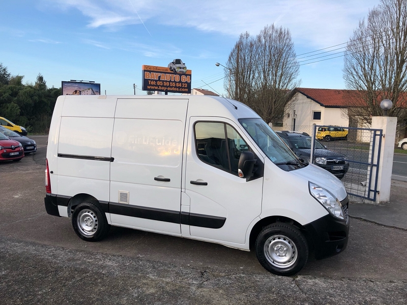RENAULT MASTER III FG F3500 L1H2 2.3 DCI 125CH GRAND CONFORT