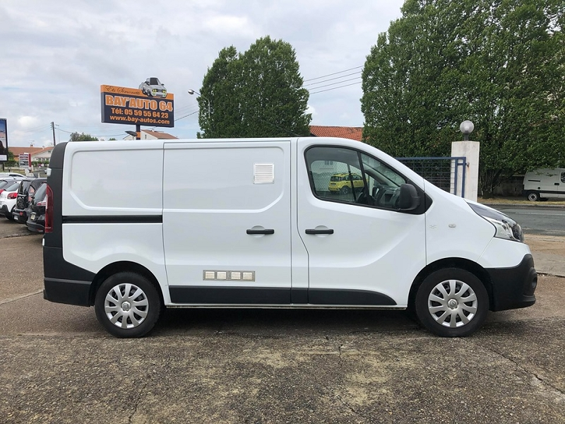 RENAULT TRAFIC III FG L1H1 1200 1.6 DCI 90CH GRAND CONFORT