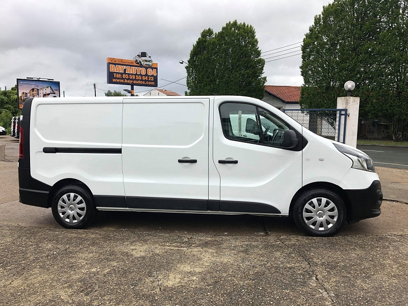RENAULT TRAFIC III FG L2H1 1200 1.6 DCI 120CH GRAND CONFORT